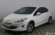 Peugeot 408 1.6AT, 2013, 118891км