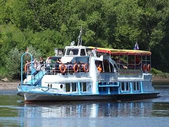 Скачать бесплатно фотографию Турфирмы и турагентства Прогулки на теплоходе по реке Оке в Рязани 10615114 в Рязани