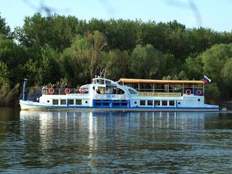 Свежее фото Турфирмы и турагентства Прогулки на теплоходе по реке Оке в Рязани 10615114 в Рязани