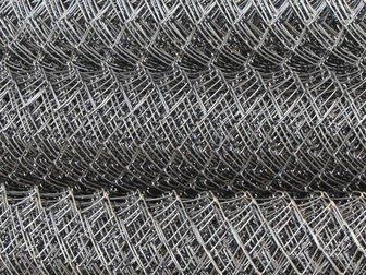 Увидеть фотографию Отделочные материалы Сетка рабица с доставкой 32712600 в Рязани