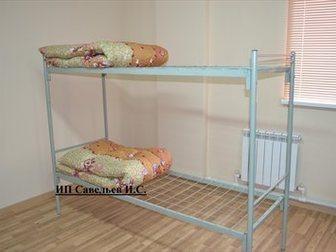 Свежее фото Отделочные материалы Кровати металлические с доставкой 32712617 в Рязани