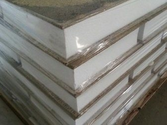 Уникальное фото Строительные материалы Сип панели Green Board - экологичный материал для строительства 32850365 в Рязани
