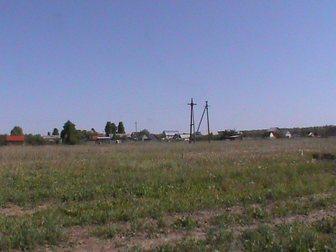 Скачать фото Продажа квартир Продается земельный участок под ИЖС в дер, Городищево Ряз, района 34443312 в Рязани