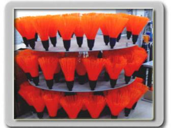 Новое изображение Разное Полуавтомат по выпуску пластиковой метлы 37703361 в Рязани