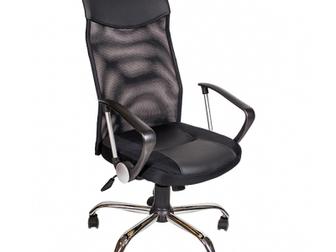 Свежее фотографию Офисная мебель Кресло руководителя AV 128 38649918 в Рязани