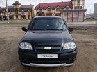 Chevrolet Niva 1.7МТ, 2011, 101000км