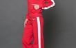 Женский спортивный костюм из плотной трикотажной