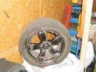 Изображение в Авто Колесные диски Продаю колеса (диски производство Тайвань+резина), в Ростове-на-Дону 14000