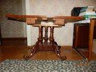 Смотреть фотографию Столы, кресла, стулья Продаётся старинный немецкий обеденный стол, 33344755 в Ростове-на-Дону