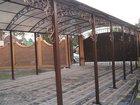 Уникальное фото Кровля, кровельные материалы Навесы, ворота, заборы, 34677702 в Ростове-на-Дону