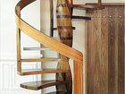 Увидеть foto  Деревянные винтовые лестницы 34987705 в Ростове-на-Дону
