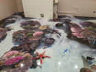 Смотреть изображение  Декоративные полимерные наливные 3D полы 36625609 в Ростове-на-Дону