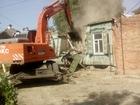 Свежее фотографию  демонтаж старых строений 39155760 в Ростове-на-Дону