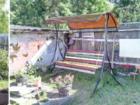 Скачать фотографию  Качели садовые, разборные от производителя 39808500 в Вологде