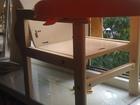 Увидеть фото Детская мебель Стульчик для кормления на военведе б, у отличное состояние торг 39989616 в Ростове-на-Дону