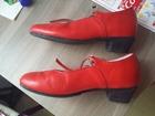 Просмотреть foto Детская обувь Продаю красные концертные туфли на девочку новые 63373060 в Ростове-на-Дону