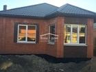Продается новый жилой дом 2015 г. постройки. Общая площадь д