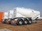 Уникальное изображение  Цементовоз NURSAN 28 м3 от завода 67890194 в Ростове-на-Дону
