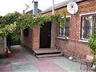 Продается кирпичный одноэтажный дом 100/69/15 кв.м на участк