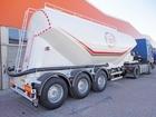 Скачать изображение  Цементовоз NURSAN Millenium 35 м3 68880410 в Челябинске