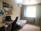 Продаётся светлая, просторная комната 17.4 кв.м., в кирпично