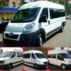 Пассажирские перевозки, прокат микроавтобусов