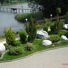 Ландшафтный дизайн, Озеленение территории