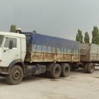 Продам Камаз-53215 с прицепами СЗАП