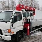 Бортовой Hyundai HD 78 С КМУ UNIC 3т