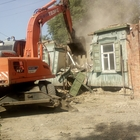 Демонтаж старых строений