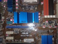 Системная плата Asus m4a78t-e Нормальное состояние, не ремонтировалась, возможна