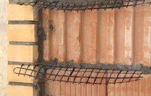 Сетка для кладки из базальтового волокна