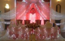 свадьба в Ростове-на-дону украсить зал