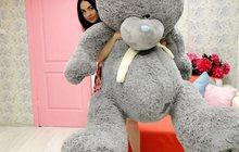 Огромный плюшевый мишка Тедди по супер цене