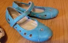 Продаю балетки голубые (30 размер)