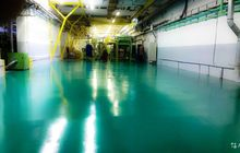Полимерные промышленные и специальные напольные покрытия