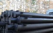 Металлические столбы для забора в Ростове