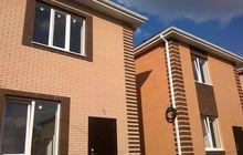 Продается новый дом 2 этажа , 3 раздельные комнаты , бетонна