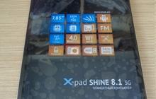 Планшет Texet TM 7868 3G