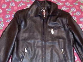 Скачать бесплатно изображение Мужская одежда мужская кожаная куртка 32624624 в Ростове-на-Дону