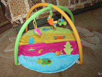 Смотреть foto Товары для новорожденных Развивающий коврик Little Beetle 33057391 в Ростове-на-Дону