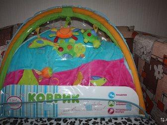 Смотреть фотографию Товары для новорожденных Развивающий коврик Little Beetle 33057391 в Ростове-на-Дону
