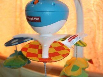 Смотреть foto Товары для новорожденных Мобилька на кроватку 3 в 1 Tiny Love 33057408 в Ростове-на-Дону
