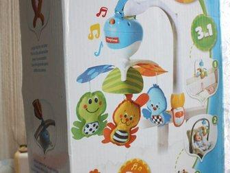 Скачать бесплатно изображение Товары для новорожденных Мобилька на кроватку 3 в 1 Tiny Love 33057408 в Ростове-на-Дону