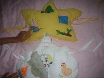 Уникальное фото Детские игрушки развивающий бортик в кроватку 33132636 в Ростове-на-Дону