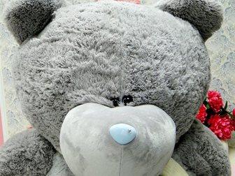Увидеть фотографию  Огромный плюшевый мишка Тедди по супер цене! 33418426 в Ростове-на-Дону