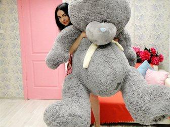 Скачать бесплатно фото  Огромный плюшевый мишка Тедди по супер цене! 33418426 в Ростове-на-Дону