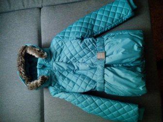 Смотреть foto Детская одежда зимняя куртка на девочку рост140-145 33769179 в Ростове-на-Дону