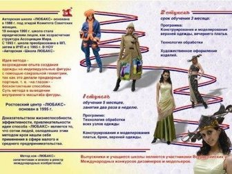 Просмотреть фото  Набор на обучение безлекальному крою и шитью по методу Любакс 33912460 в Ростове-на-Дону