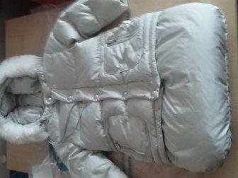 Просмотреть foto  Комбинезон - куртка Choupette новый 0-24 месяца 33949359 в Ростове-на-Дону
